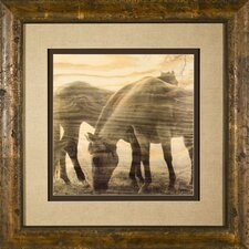 <strong>Phoenix Galleries</strong> Things That Have Passed Framed Print