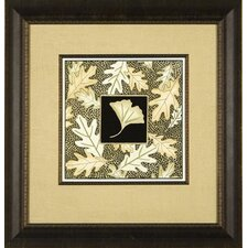 <strong>Phoenix Galleries</strong> Ginko Walnut or Oak Framed Print