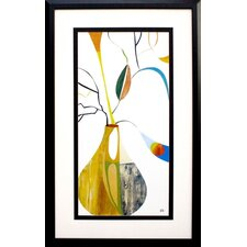 <strong>Phoenix Galleries</strong> Flora Botanical II Framed Print