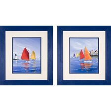 <strong>Phoenix Galleries</strong> Mariner's Landing Framed Prints
