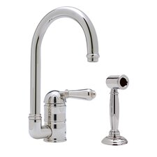 Country Single Handle Kitchen Faucet