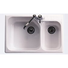 <strong>Rohl</strong> Kitchen Sink in Matte Black