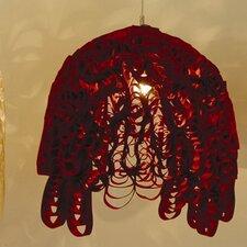 "23.62"" Acrylic Pendant Shade"