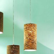 "16"" Cork Drum Lamp Shade"