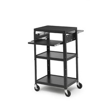 <strong>Bretford Manufacturing Inc</strong> Basic Adjustable Multimedia Cart