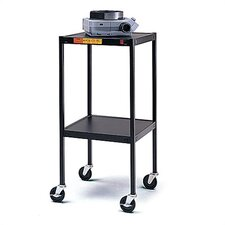 "42"" High UL Listed Audio Visual Cart"
