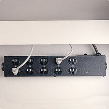 Ten Outlet Electrical Unit