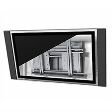 "Flush Flat Panel Mount with Pitch Adjustment (30"" - 46"" and 46"" - 61"" Screens)"