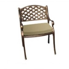 Mesh Dining Arm Chair
