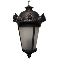 Parisian PE3900 Series 4 Light Hanging Lantern