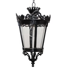 <strong>Melissa Lighting</strong> Tuscany TC4300 Series 1 Light Hanging Lantern