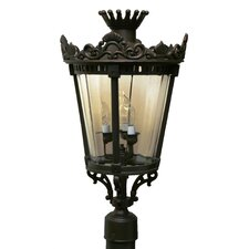 "<strong>Melissa Lighting</strong> Tuscany TC4350 Series 22"" Post Lantern"