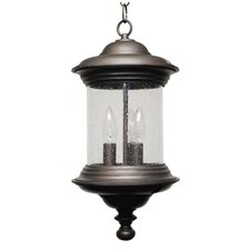 Tuscany TC4000 Series 3 Light Hanging Lantern