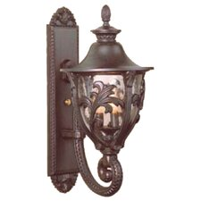 <strong>Melissa Lighting</strong> Tuscany TC3500 Series Wall Lantern