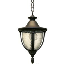 Tuscany TC3400 Series 1 Light Hanging Lantern