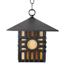 <strong>Melissa Lighting</strong> Americana Zia Series 1 Light Hanging Lantern