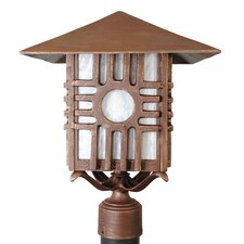 "<strong>Melissa Lighting</strong> Americana Zia Series 1 Light 21.25"" Post Lantern"