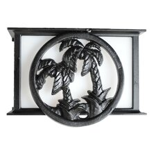<strong>Melissa Lighting</strong> Americana Palm Tree Series Flush Mount