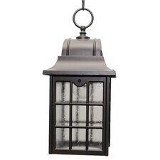 600 Series Small 1 Light Outdoor Hanging Lantern