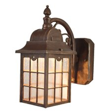 Kiss Series LED Outdoor Wall Lantern
