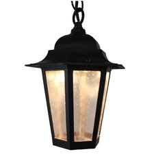 <strong>Melissa Lighting</strong> Kiss Series 1 Light Outdoor Hanging Lighting