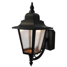 <strong>Melissa Lighting</strong> Kiss Series LED Outdoor Wall Lantern