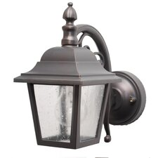 <strong>Melissa Lighting</strong> Kiss Series 1 Light Outdoor Wall Lighting