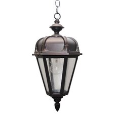 <strong>Melissa Lighting</strong> Kiss Series Outdoor Hanging Lantern