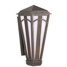 Parisian PE4400 Series Semi Flush Wall Brackets Wall Lantern