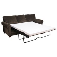 "4.5"" Gel Memory Foam Sofa Mattress"