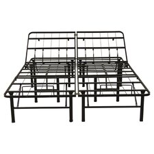 <strong>Classic Brands</strong> Adjustable Platform Metal Bed Frame
