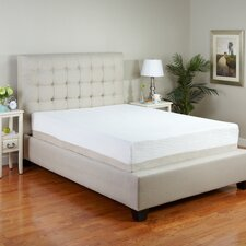"<strong>Classic Brands</strong> Eden 11"" Latex Foam Mattress"