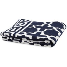 Eco Designer Alhambra Reversible Throw Blanket