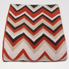 Eco ZigZag Throw Blanket