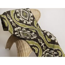 <strong>In2Green</strong> Eco Ikat 6 Cotton Throw Blanket