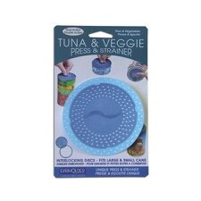 Tuna and Veggie Press and Strainer