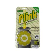 <strong>Iron Out</strong> Plink Lemon Garbage Disposer Cleaner (1 pack of 10)