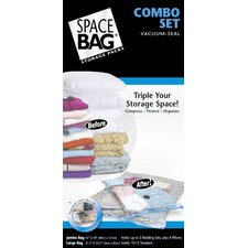 Large and Jumbo Space Bag Combo Set