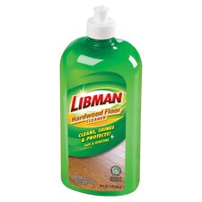 24 Oz. Liquid Hardwood Floor Cleaner