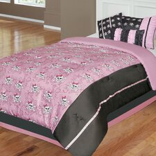 Pirate Jane Comforter Set