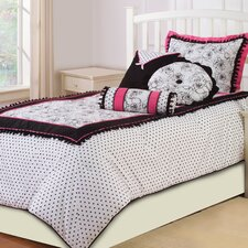 <strong>Hallmart Collectibles</strong> Gale Comforter Set