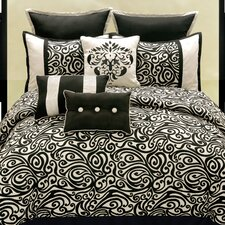 <strong>Hallmart Collectibles</strong> Carrington Comforter Set