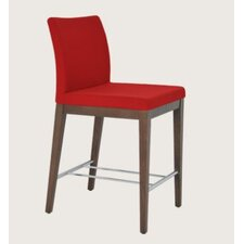 Aria Bar Wood Stool