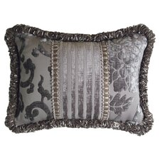 La Rose Synthetic Pillow with Tassel Trim