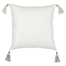 Swanson Pillow with Tassel