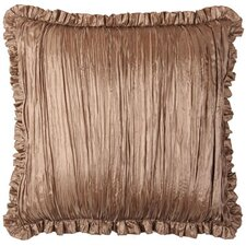 <strong>Jennifer Taylor</strong> Swanson Pillow with Pleated Fringes