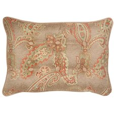 <strong>Jennifer Taylor</strong> Alamosa Synthetic Pillow with Self Cord and Self Button