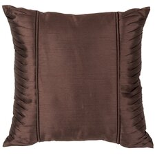 St. Lucia Synthetic Pillow Pleated with Self Cord