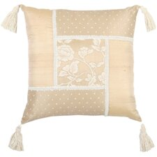 <strong>Jennifer Taylor</strong> Heirloom Patchwork Pillow