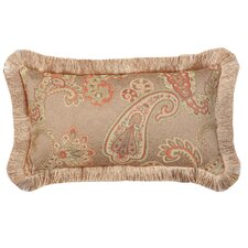 Alamosa Synthetic Pillow with Brush Fringe